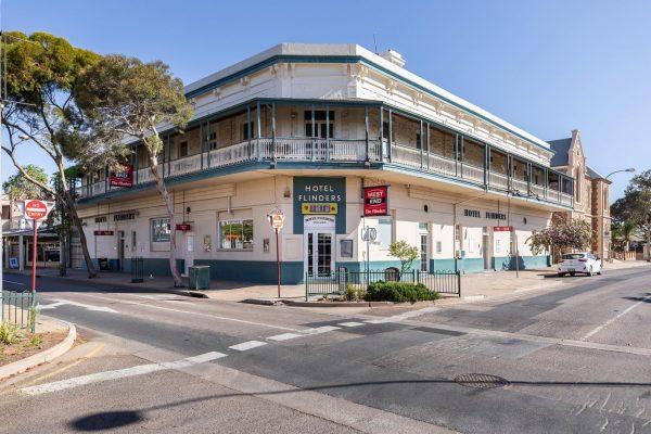 HOTEL FLINDERS – Port Augusta